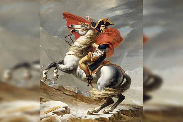ナポレオン・ボナパルトの「人生」の格言